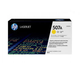 Toner HP CE402A 507A - Yellow
