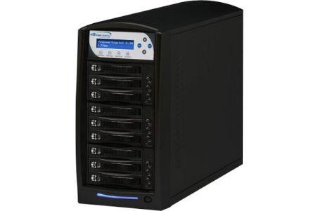Duplicateurs de disques durs 8 baies