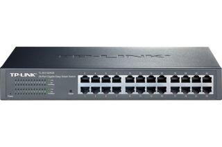 Tp-link TL-SG1024DE easy smart switch 24P gigabit manageable