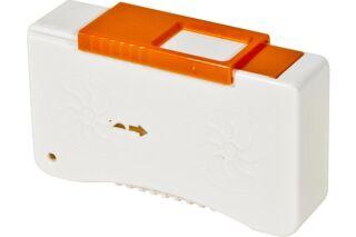 Cassette de nettoyage de connecteur fibre