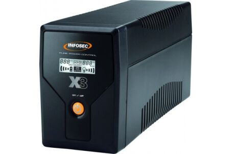 INFOSEC Onduleur X3 EX 800 VA