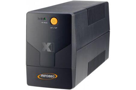 INFOSEC Onduleur X1 EX 500 VA