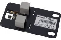 "Capteur combiné Temp+Humid. rack 19"" Daisy-chain + cable 3m"