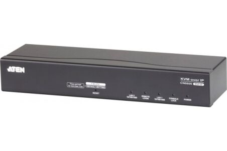 Aten CN8600 ACCES A DISTANCE KVM IP DVI/USB/RS232