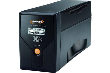 INFOSEC Onduleur X3 EX 650 VA