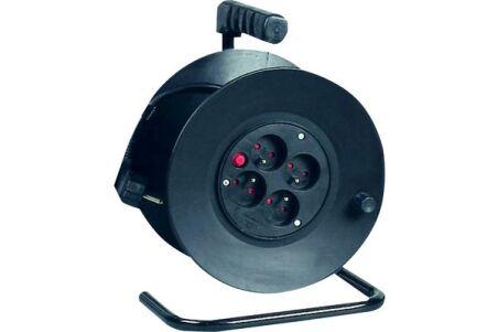 Rallonge électrique protégée 50 m - 4 prises