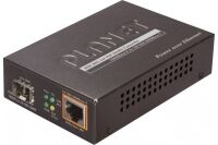 Planet GTP-805A CONVERT.FIBRE SFP - RJ45 Gigabit PoE+ 30w