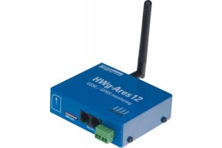 HWg-ARES 12 Thermometre sur GSM/GPRS
