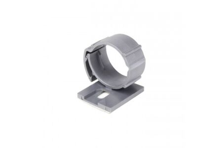 DATAFLEX 33902 CLIP DE FIXATION POUR CABLE ZIP ARGENT (lot d