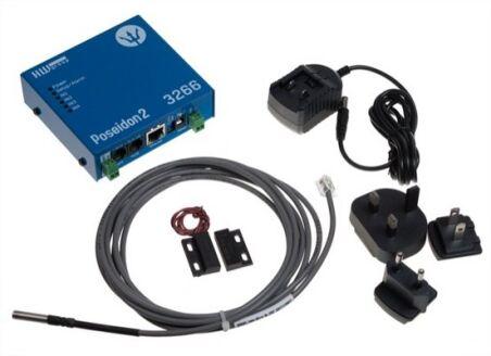 POSEIDON2 3266 boitier IP pour capteurs temp/humid 2xRJ11