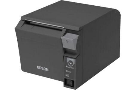 Imprimante Tickets Therm EPSON TM-T70II Série Noire + PS180