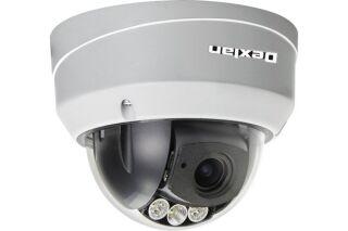Dôme IP d'extérieur POE  1080p jour/nuit antivandale