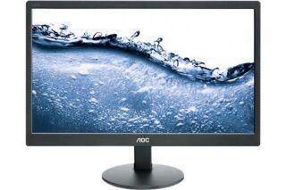 Ecran AOC Professional E2070Swn VGA - 19.5''