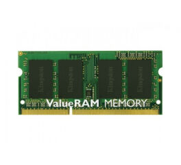 Mémoire KINGSTON ValueRAM SODIMM DDR3 PC3-12800 4Go
