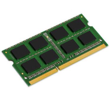 Mémoire KINGSTON ValueRAM SODIMM DDR3 PC3-12800 4Go