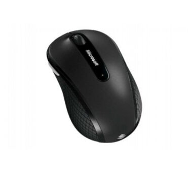 MICROSOFT Souris Wireless Mobile 4000 Optique sans fil