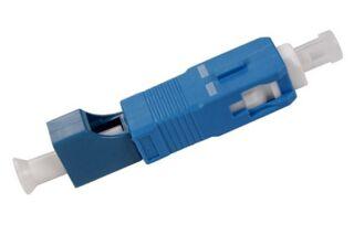 Adaptateur fibre monomode LC femelle / SC male