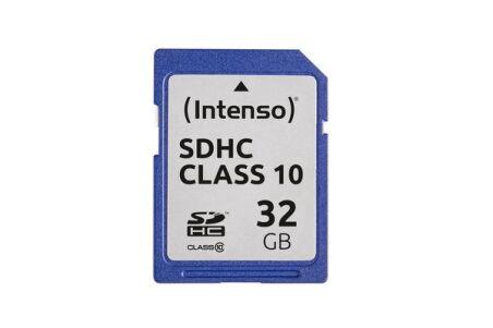 INTENSO Carte SDHC Class 10 - 32Go