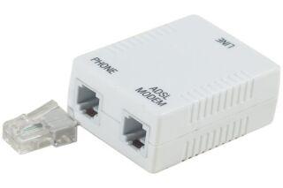 Filtre ADSL - RJ45 / RJ11