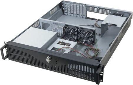 Boîtier serveur rackable 2U ATX prof 55 cm