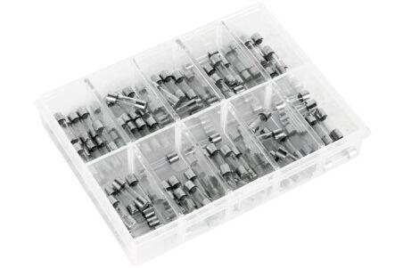 Boîte de 100 fusibles 5 x 20 mm