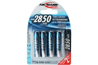 Ansmann batteries 5035092 HR6 / aa blister de 4