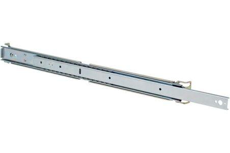 """Paire de Rails télésco 20"""" pour chassis industriel"""