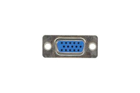 Connecteur à souder - HD15  Femelle