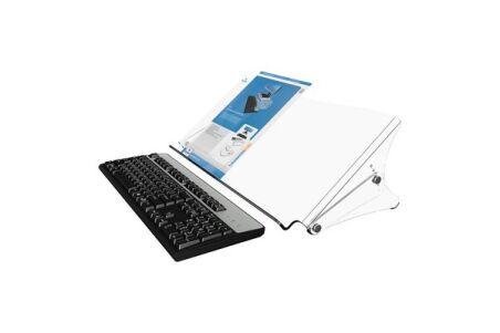 DATAFLEX Ergodoc + porte copie A3 - Hauteur réglable 49400