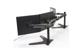 DATAFLEX Support de bureau Viewmaster 53433 - 4 écrans