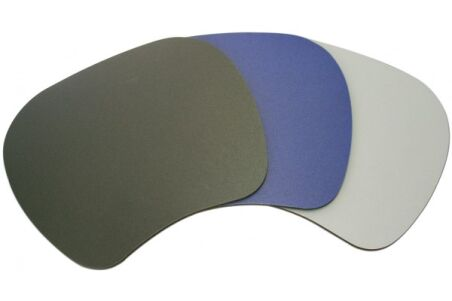 Tapis souris Optique Turbo - Bleu
