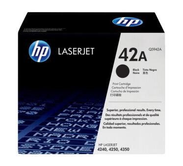 Toner HP Q5942A 42A - Noir