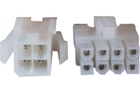 Adaptateur d'alimentation EPS P8 pour carte mère - 10 cm