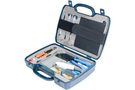 Mallette spéciale fibre ST/SC 15 Pcs