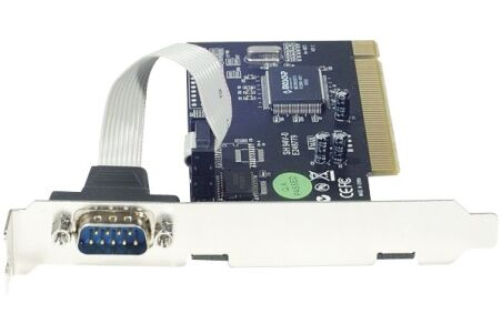 Carte PCI 1 port série RS-232 DB9