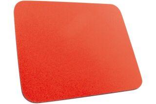 Tapis de souris Eco mousse 6 mm - Rouge