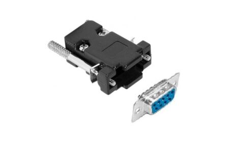 Kit connecteur à souder - SUBD9 F