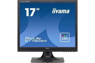 Ecran IIYAMA E1780SD-B1 VGA/DVI + HP - 17''