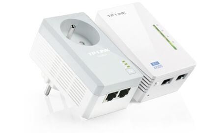 Tp-link TL-WPA4225KIT kit extenseur CPL AV500 + WiFi N 300