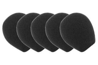 Dacomex 5 bonnettes microphone pour casque telephone Pro