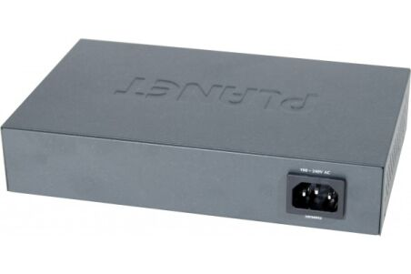 """Planet GSD-1020S switch 10"""" 8P gigabit +2 SFP manageable"""