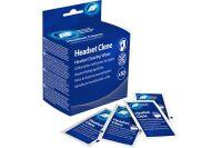 AF Boîte de 50 lingettes aseptisantes pour casque/téléphone