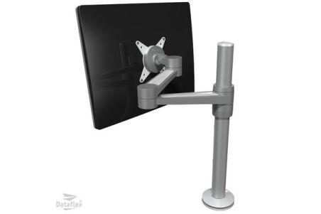 DATAFLEX Bras à fixer / pincer Viewlite 58122 - 1 écran