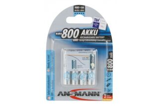ANSMANN Batteries 5035042 HR03 / AAA blister de 4