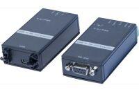 Convertisseur usb - RS-232 DB9 avec prolongateur 1,2km