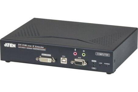 Aten PREMIUM KE6900T extendeur KVM DVI-I/USB sur IP - Emetteur seul
