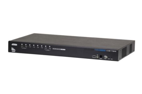 Aten CS1798 switch kvm rackable hdmi/usb 8 ports