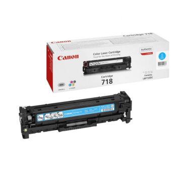 Toner CANON 2661B002 n°718  - Cyan
