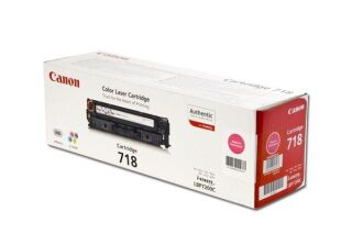 Toner CANON 2660B002 n°718  - Magenta