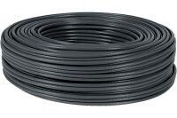 Cable multibrin f/utp CAT6A LS0H noir - 100M